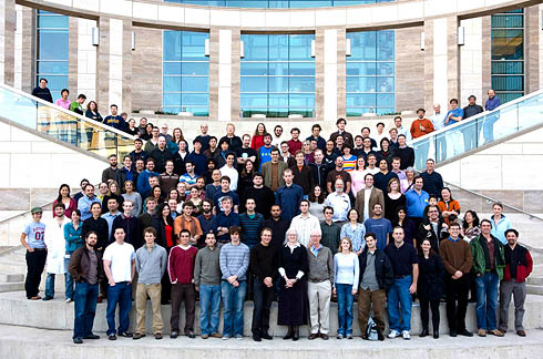 UCSF Group Portrait