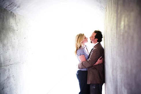 Engagement photography with Katie & Theo in San Francisco