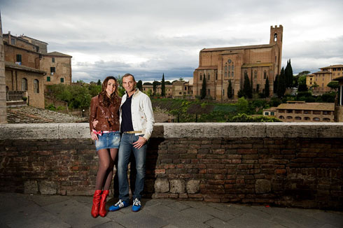 Chiara & Francesco