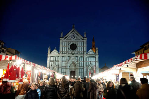 Florence Holiday Market. Debra A. Zeller Photography