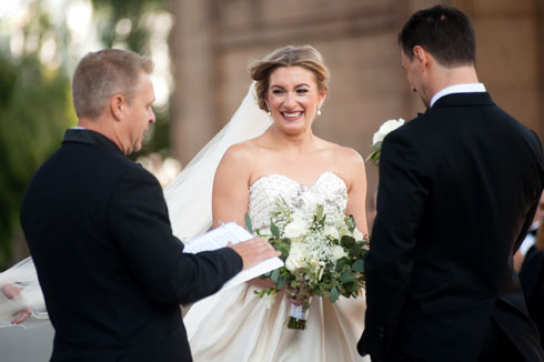 Palace of Fine Arts Wedding by Debra A Zeller